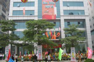 Văn phòng làm việc cho thuê tại phố Duy Tân