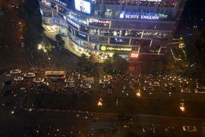 Ngắm trọn Hà Nội về đêm tại CCB OFFICE